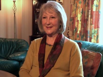 In memory of Barbara Harvey
