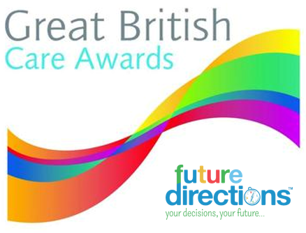 Finalists for 11 Great British Care Awards!